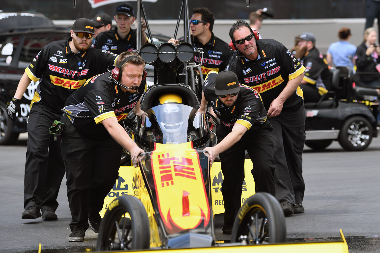 Team Kalitta Air/DHL