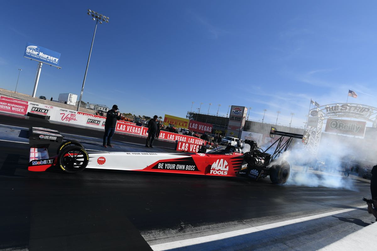 Doug Kalitta Mac Tools Dragster